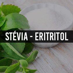 Stévia e Eritritol