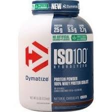 ISO 100 - 100% Hidrolyzed Stevia (2267G)