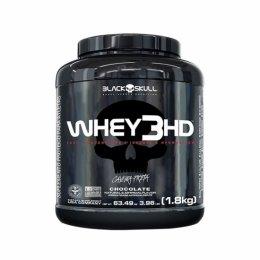 Whey 3HD (1,8kg) - Black Skull - Chocolate