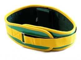 Cinturao Amarelo e Verde 2
